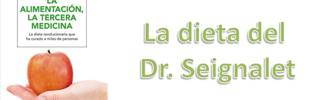 La dieta del Doctor Seignalet